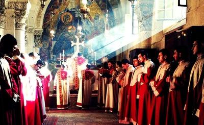 Древнерусские распевы и армянские шараканы прозвучат в Санкт-Петербурге