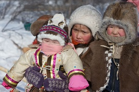 Ученые: Необычные гены якутов и нганасанов помогают им выживать в холоде