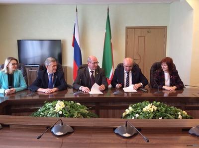 Дома дружбы Татарстана и Дагестана подписали соглашение о сотрудничестве