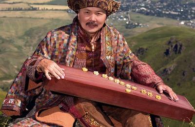 Казахские традиционные наряды