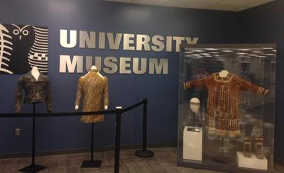 Корякскую одежду и ительменские лепхэ представили в США