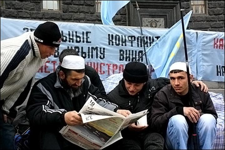 Правозащитники заявили о закрытии почти всех крымскотатарских изданий