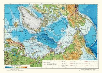На создание национального атласа Арктики потратят 10 млн рублей