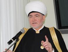 Главный муфтий России выразил соболезнования крымским татарам в связи с ДТП близ Симферополя