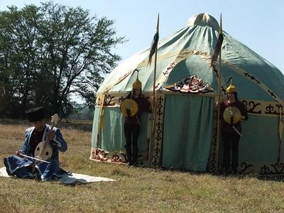 На Ставрополье построят этническую деревню с юртами