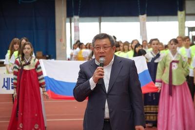 Василий Цо: Празднование 150-летия переселения корейцев в Россию призвано показать их духовную связь с русскими