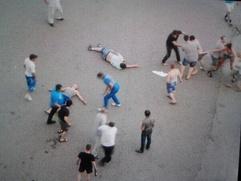 Участников массовой драки в Сургуте проверяют на разжигание межнациональной розни