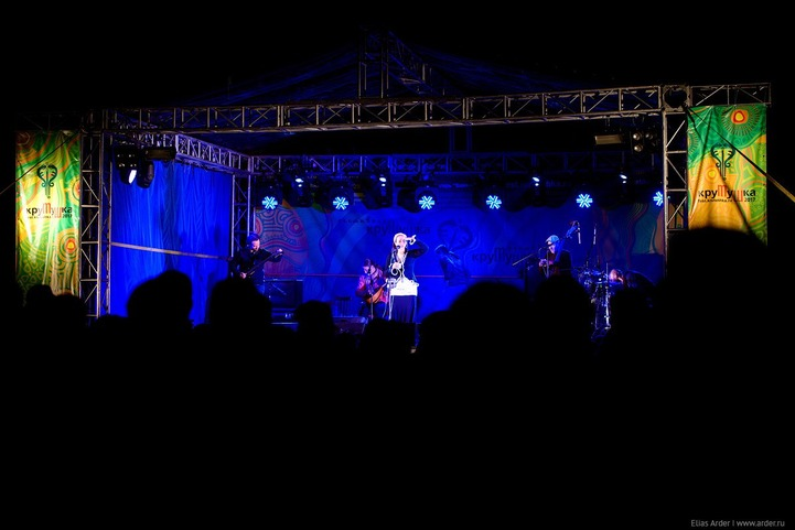 """Артисты из Венгрии и Германии выступят на """"Крутушке"""" в Татарстане"""