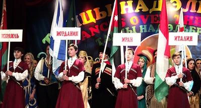 """В """"Танцах над Эльбрусом"""" приняли участие гости из Европы, Азии и Ближнего Востока"""