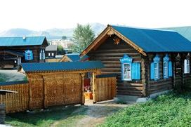 Семейское село Тарбагатай