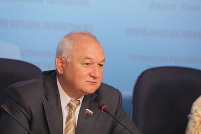 Ильдара Гильмутдинова выдвинут на пост главы Комитета по делам национальностей