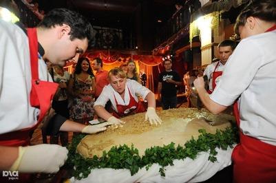 Украинцы Воркуты в День вареника испекут гигантскую пиццу
