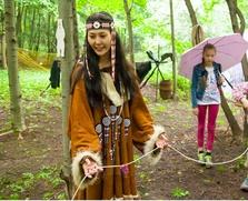 В Сокольниках открылся этнокультурный комплекс коренных народов Севера