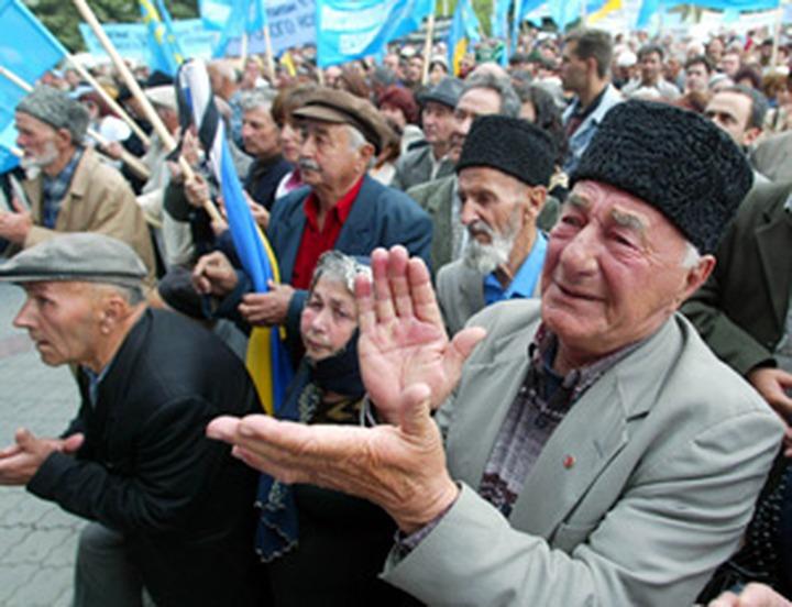 Крымские татары не решили, в составе какой страны будут требовать автономию