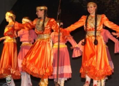 Детский фестиваль татарской культуры прошёл в Самаре