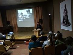 Воронежцам рассказали об истории местной еврейской общины