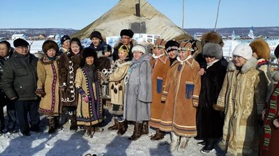 Оленеводы Арктики поддержали закон о кочевой семье