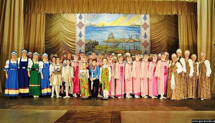 В Карелии состоялся фестиваль поморской культуры
