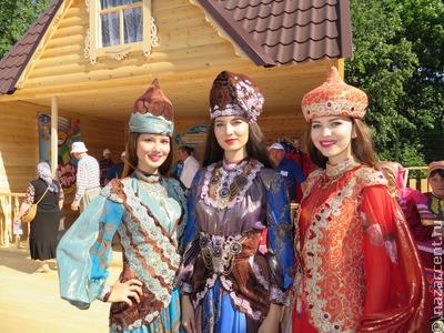 Казанский Сабантуй отметят на пяти площадках