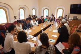 Ассоциацию корейских молодежных организаций создали на форуме в Москве