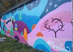 Граффити с фольклорными персонажами появятся в Челябинске