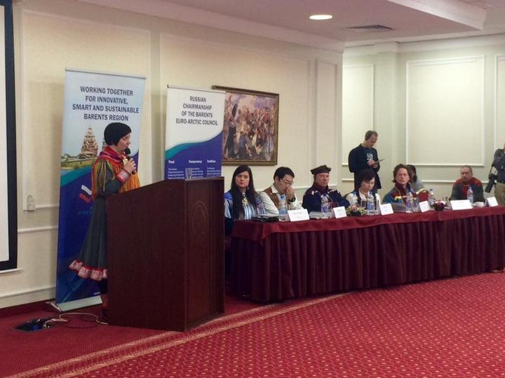 Первый саммит коренных народов Баренцева региона стартовал в Москве