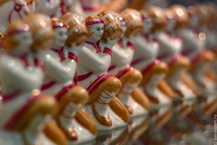 """Мастера из 40 регионов России представят работы на выставке """"Ладья"""" в Москве"""