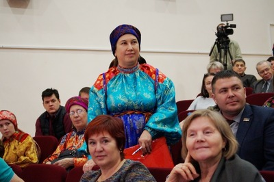 """Движение коми-ижемцев """"Изьватас"""" выбрало нового лидера"""