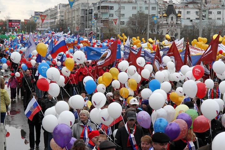В Москве 4 ноября пройдет шествие с участием представителей диаспор и землячеств