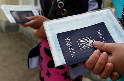 Более миллиона украинских беженцев прибыло в Россию с 2014 года