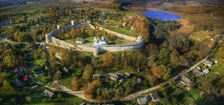 Мальская и Изборская долины Псковской области