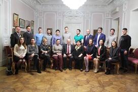 Центр культуры народов России открыл в Москве молодежный этноклуб