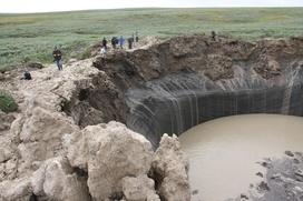 Коренные народы опасаются появления новых воронок на Ямале