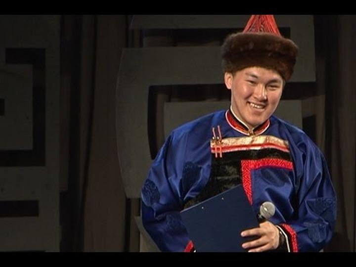 Бурятский фестиваль юмористов прошёл в Улан-Удэ