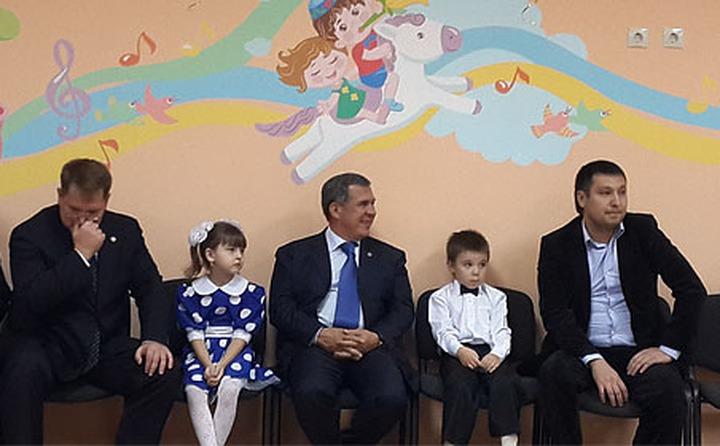 В Татарстане с 2014 года начнут преподавать татарский язык в детских садах