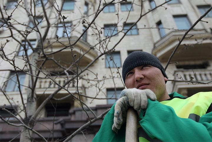 В Москве может появиться музей мигрантов