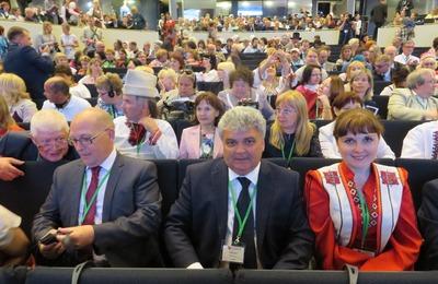 В Лахти завершился первый день работы VII Всемирного конгресса финно-угорских народов