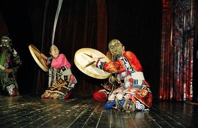 Жителей Комсомольска-на-Амуре познакомили с музыкой эвенов и нганасан