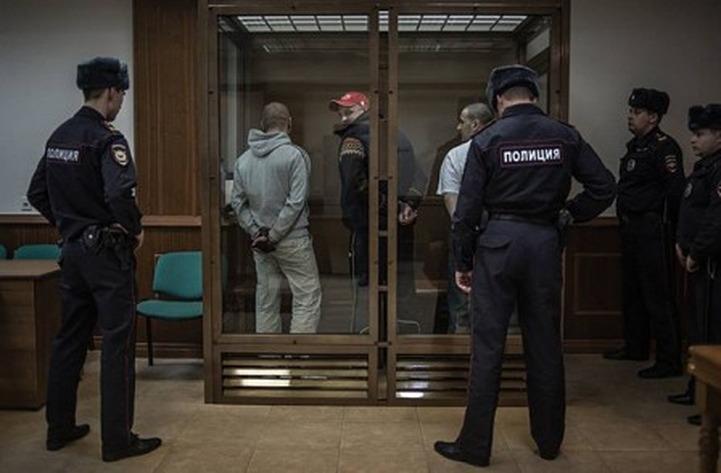 Верховный суд ужесточил приговор националистам за подготовку взрыва в клубе Tabula Rasa