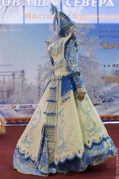 """На конкурсе этномоды """"Полярный стиль"""" победил проект с Таймыра"""
