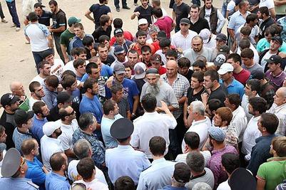 ФАДНу предложили сформировать комиссию для решения этнических конфликтов в Дагестане