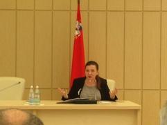 Для национальных НКО Подмосковья провели семинар по работе с прессой