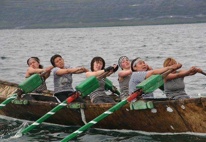 Фестиваль народов Арктики и регата на кожаных байдарах пройдут на Чукотке