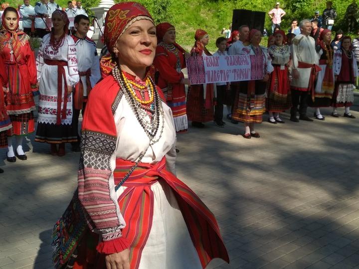 Фольклорная весна в Воронеже