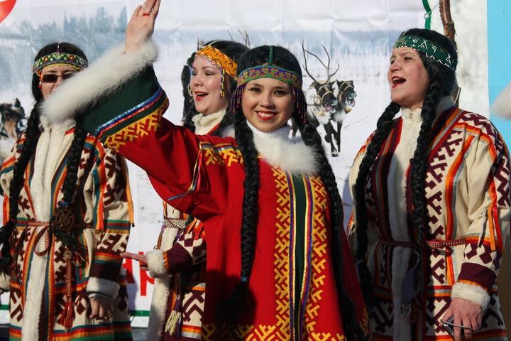 Конкурс национальной северной одежды пройдет на Дне оленевода в Салехарде