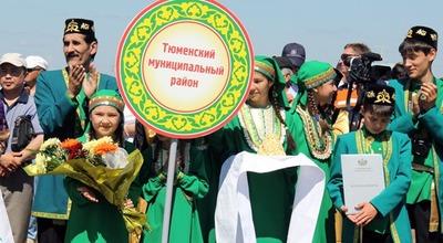 Сибирские татары в Тюменской области устроят Сабантуй