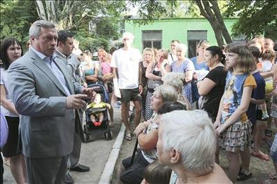 В Ростовскую область за сутки въехало 14 тысяч беженцев с Украины