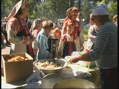 Ижорский праздник собрал на берегу Финского залива тысячу человек