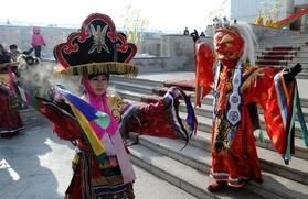 В Туве буддийский Новый год станет официальным выходным