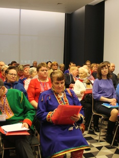 Съезд саамов в четвертый раз прошел в Мурманске
